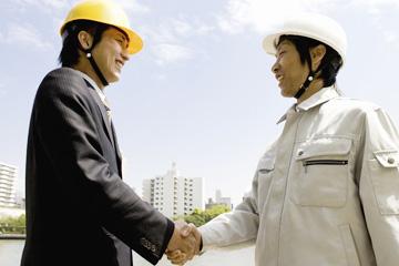 改修工事の専門家としてすべてのクライアントの期待に応える